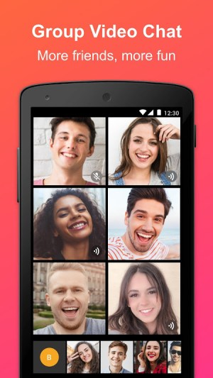 JusTalk - Free Video Calls and Fun Video Chat 7.4.70 Screen 6