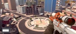 Android Sniper 3D: Gun Shooting Game Screen 1