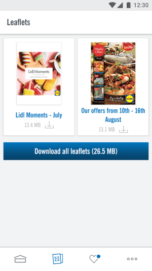 Lidl - Offers & Leaflets 3.6.0(#14) Screen 1