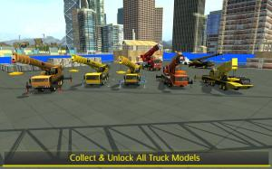 Android Construction & Crane SIM 2 Screen 4