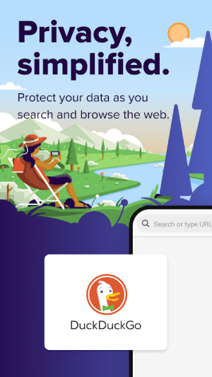 DuckDuckGo Privacy Browser 5.33.0 Screen 4