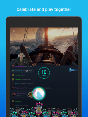 Mixer – Interactive Streaming 4.10.0 Screen 7