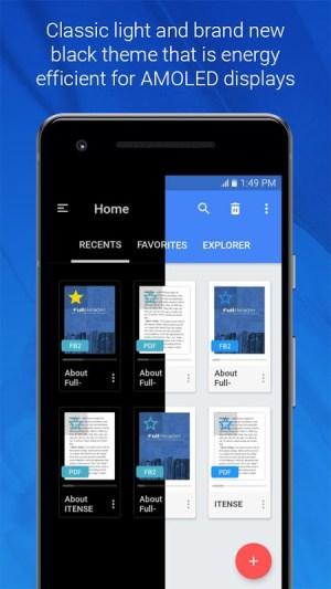 FullReader – e-book reader 4.0.7 Screen 11