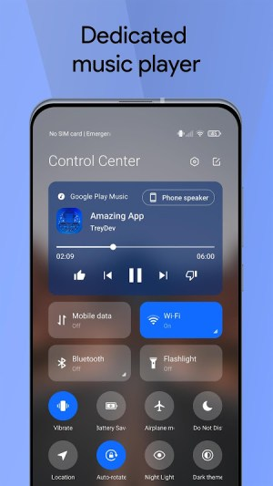 Mi Control Center: Notifications and Quick Actions 3.7.9 Screen 7