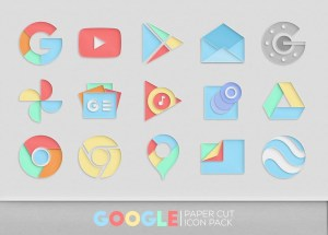 Paper Cut Icon pack New 1.0.13 Screen 5