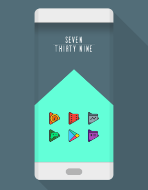 DARKMATTER - ICON PACK 8.5 Screen 6