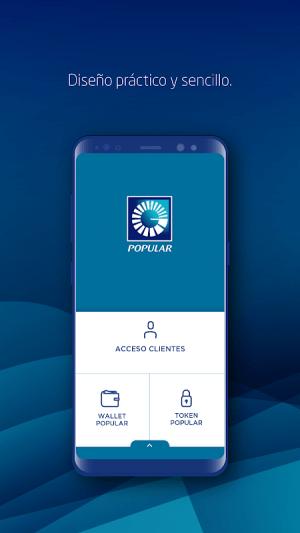 Banco Popular Dominicano 5.2.62 Screen 1
