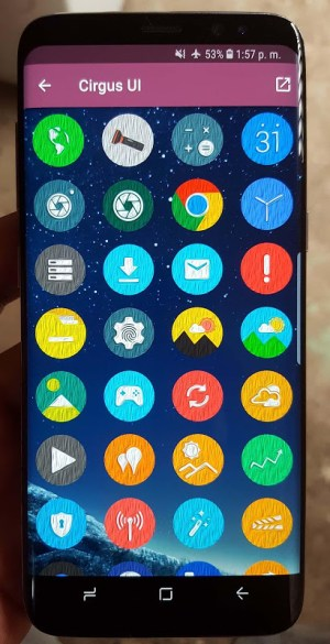 Cirgus - Icon Pack 3.0 Screen 7