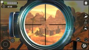 Special Ops Sniper Shooting: Counter Terrorist FPS 1.0 Screen 4