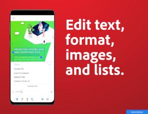 Adobe Acrobat Reader: PDF Viewer, Editor & Creator 20.6.2.14256 Screen 14