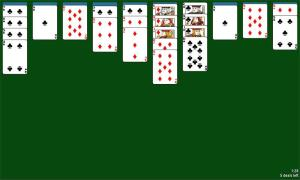Spider Solitaire 1.05 Screen 6