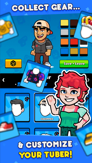 Idle Tuber - Become the world's biggest Influencer 1.1.10 Screen 6