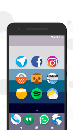 Pix it - Icon Pack 7.0 Screen 1