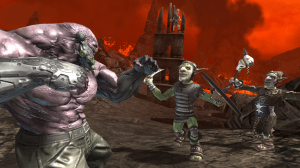 Android Ultimate Mutant Fighter Screen 2