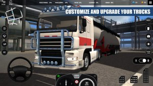 Android Truck Simulator PRO Europe Screen 3