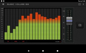 Music Volume EQ — Equalizer Bass Booster Amplifier 4.81c Screen 2