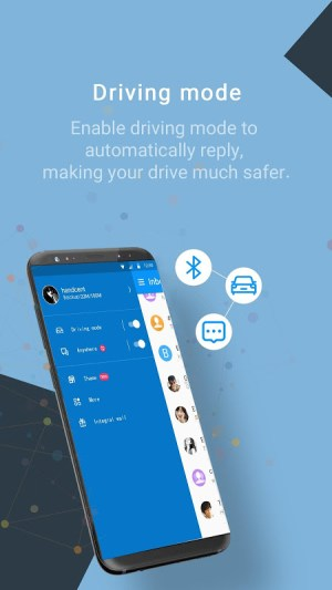 Handcent Next SMS - Best texting w/ MMS & stickers 9.0.0 Screen 13