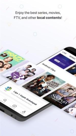 Vidio - Nonton Video & TV Indonesia SCTV, Indosiar 3.0.4 Screen 4