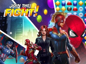 MARVEL Puzzle Quest: Join the Super Hero Battle! 196.517093 Screen 8