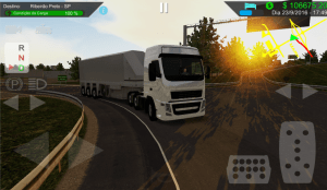 Heavy Truck Simulator 1.741 Screen 9