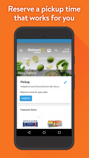 Walmart Grocery 4.6.0 Screen 4