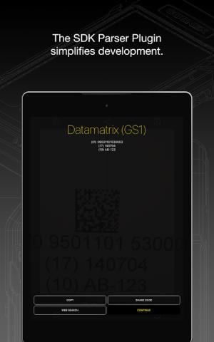 Barcode Scanner 4.2.5 (110) Screen 7