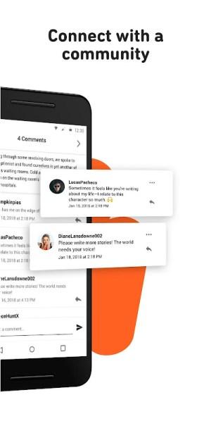 Wattpad - Read & Write Stories 9.29.0 Screen 4