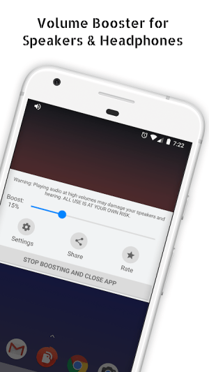 Speaker Boost - Volume Booster 3.0.11 Screen 6