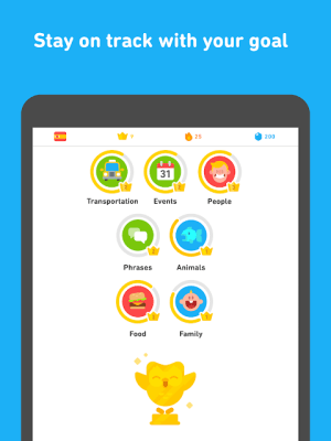 Duolingo: Learn Languages Free 3.85.1 Screen 9