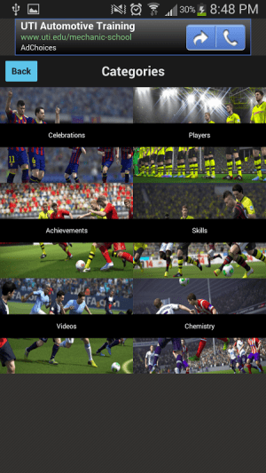 Free Guide for FIFA 14 2.0.1 Screen 1