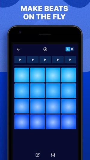 Android Drum Pads - Beat Maker Go Screen 1