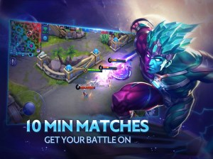 Android Mobile Legends: Bang Bang Screen 1