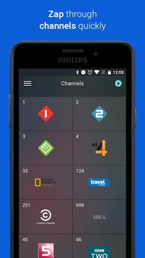 Philips TV Remote App 4.4.101 Screen 3