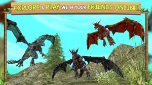 Dragon Sim Online: Be A Dragon 100 Screen 5