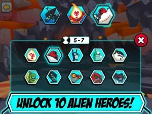 Ben 10 - Alien Experience: 360 AR Fighting Action 1.0.5 Screen 2