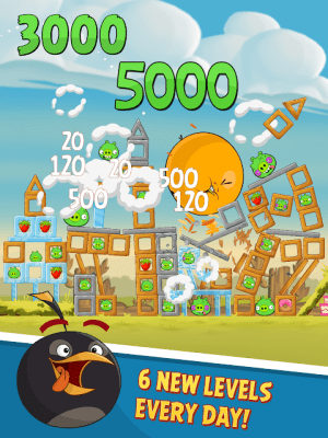 Android Angry Birds Classic Screen 9