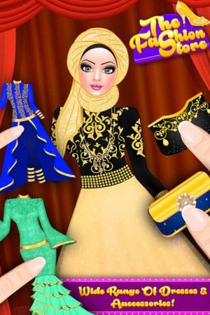 Hijab Fashion Doll Dress Up 1.2 Screen 3