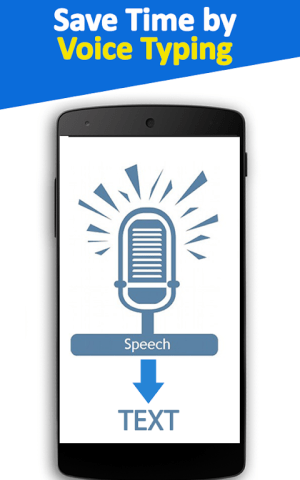 Speech To Text Converter - Voice Typing App 3.1 Screen 1