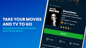 Vudu - Rent, Buy or Watch Movies with No Fee! 7.4.3.r008.160799150 Screen 3