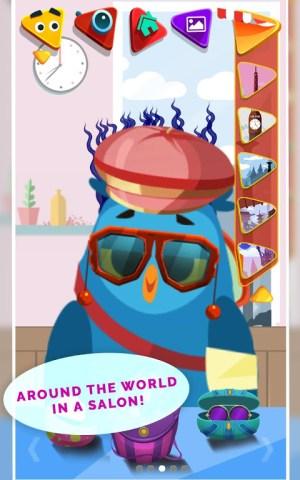 Android Kids Hair Salon Saga – KinToons Screen 3