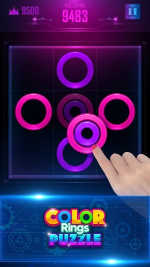 Color Rings Puzzle 2.4.3 Screen 11