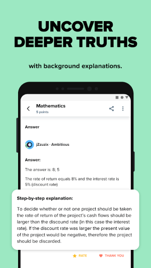 Brainly – The Free Learning App 5.35.0 Screen 3