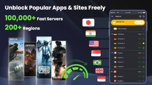 3X VPN - Free, Unlimited, Surf safely, Boost apps 2.0.577 Screen 6