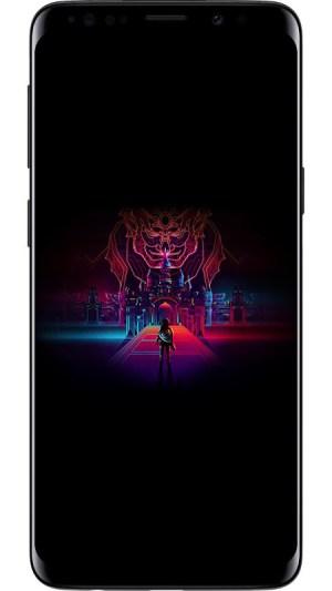 Galaxy S9 Wallpapers 4k Amoled Darknex Pro 46 Apk