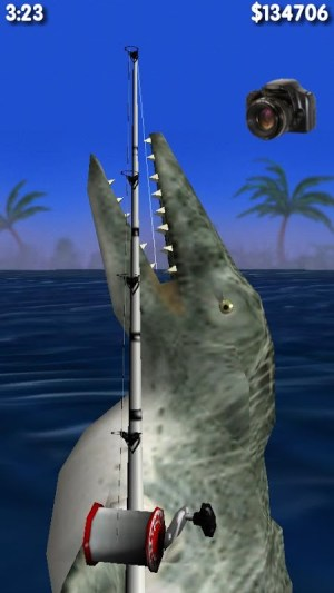 Big Dino Fishing 3D 1.02 Screen 5