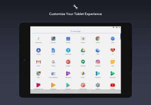 Apex Launcher Pro 1.4 Screen 1