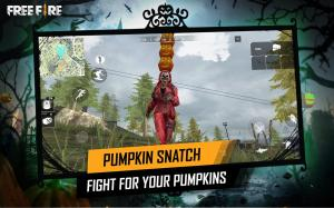 Android Garena Free Fire: Spooky Night Screen 3