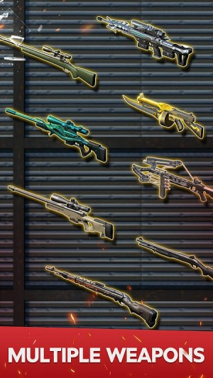 Shooting World - Gun Fire 1.2.48 Screen 2
