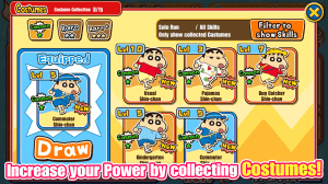 Android CRAYON SHINCHAN RUNNER!! Screen 10