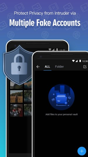 Privacy Lock – Lock Video & Hide Photo – HideX 2.1.8.12 Screen 5